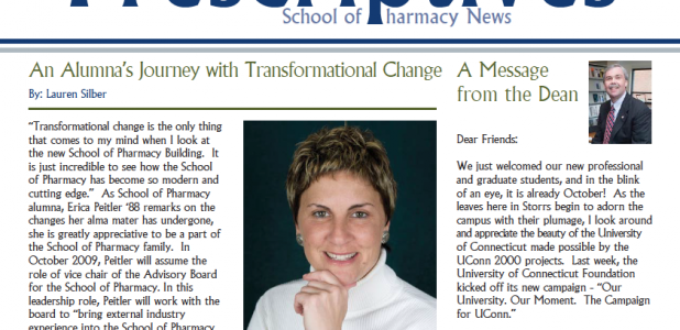 An Alumna's Journey with Transformational Change