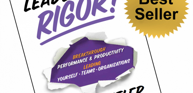 Leadership Rigor! achieves International Bestseller status