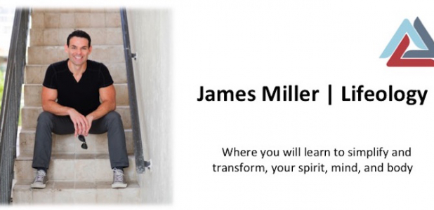 Lifeology Podcast with James Miller