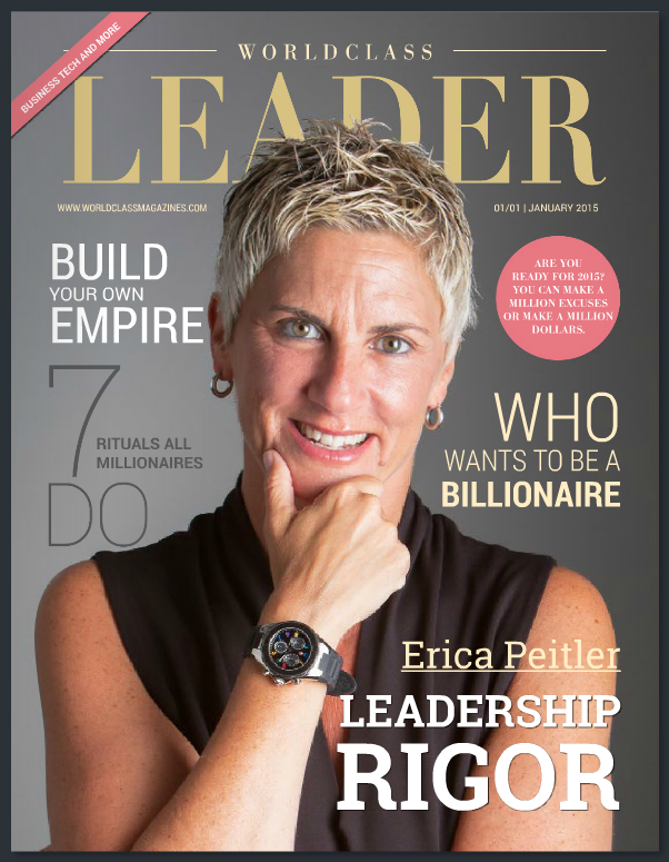 World Class Leader Cover