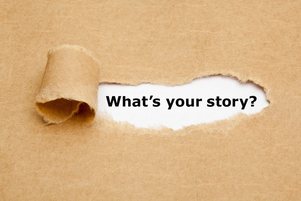 Creating and Owning Your Narrative