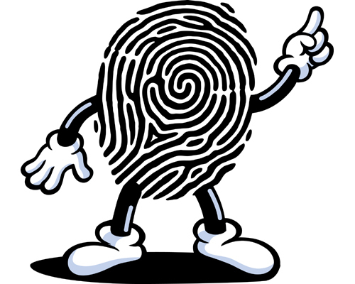 Your Fingerprints Are On Everything